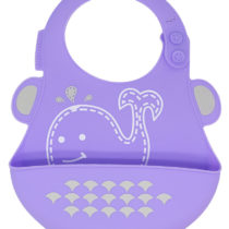 Marcus & Marcus Baby Bib Willo the Whale
