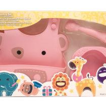Marcus & Marcus kūdikių maitinimo rinkinys Pokey the Piglet