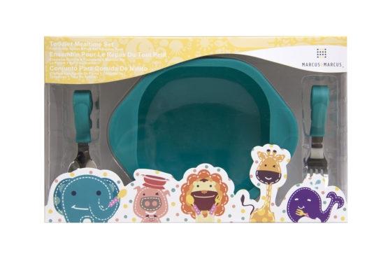 Marcus & Marcus Комплект для кормления детей Ollie the Elephant