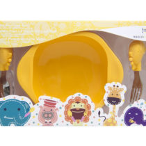 Marcus & Marcus Toddler Mealtime set Lola the Giraffe