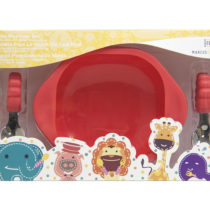 Marcus & Marcus Toddler Mealtime set Marcus the Lion