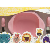 Marcus & Marcus Toddler Mealtime set Pokey the Piglet