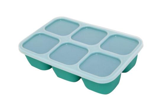 Marcus & Marcus Forma skirta saugoti ir šaldyti maistą – Žalia (Ollie)