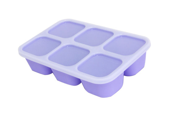 Marcus & Marcus Food cube tray – Purple  (Willo)