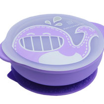 Marcus & Marcus Suction Bowl with Lid – Willo