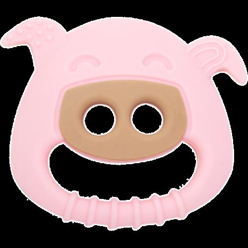 Marcus & Marcus  Сенсорный Прорезыватель для зубов Pokey the Piglet